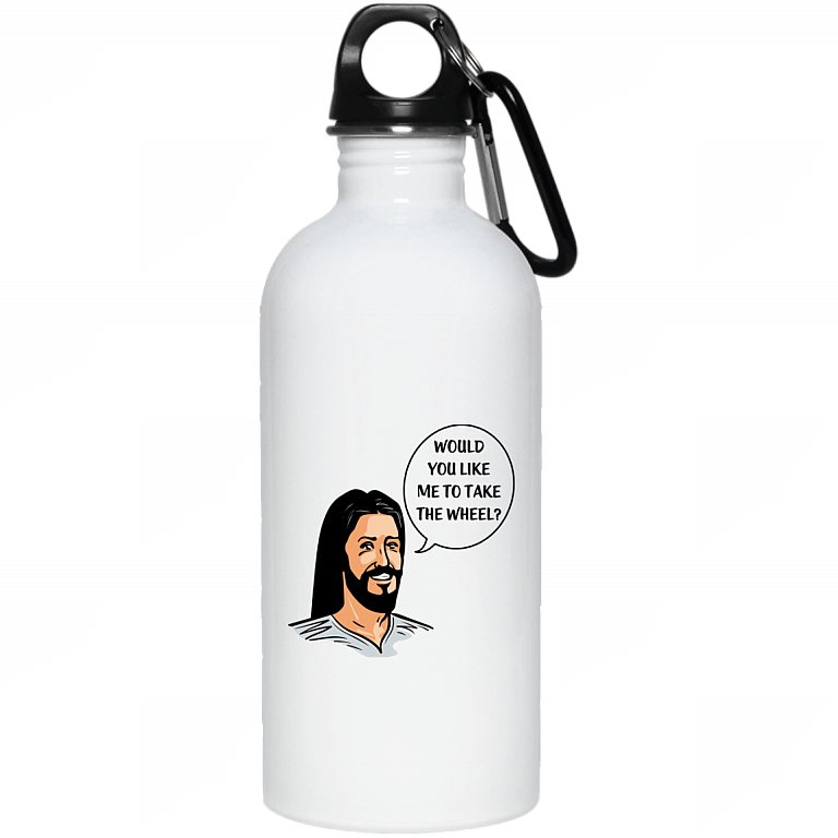 20 oz. Stainless Water Bottle