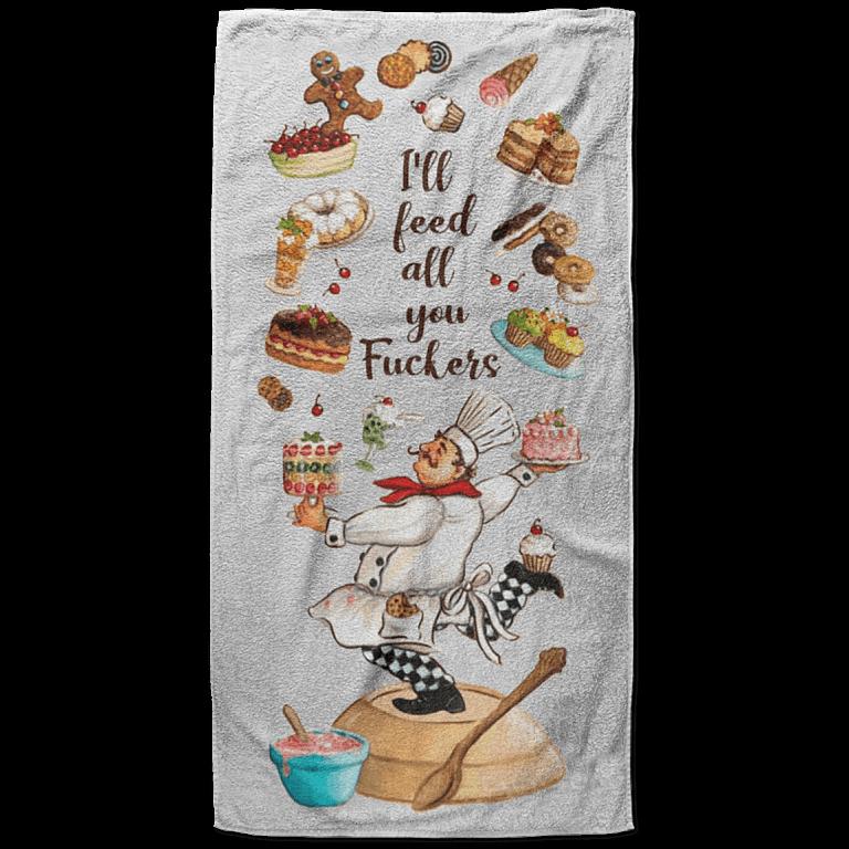 Beach Towel - 37''x74''