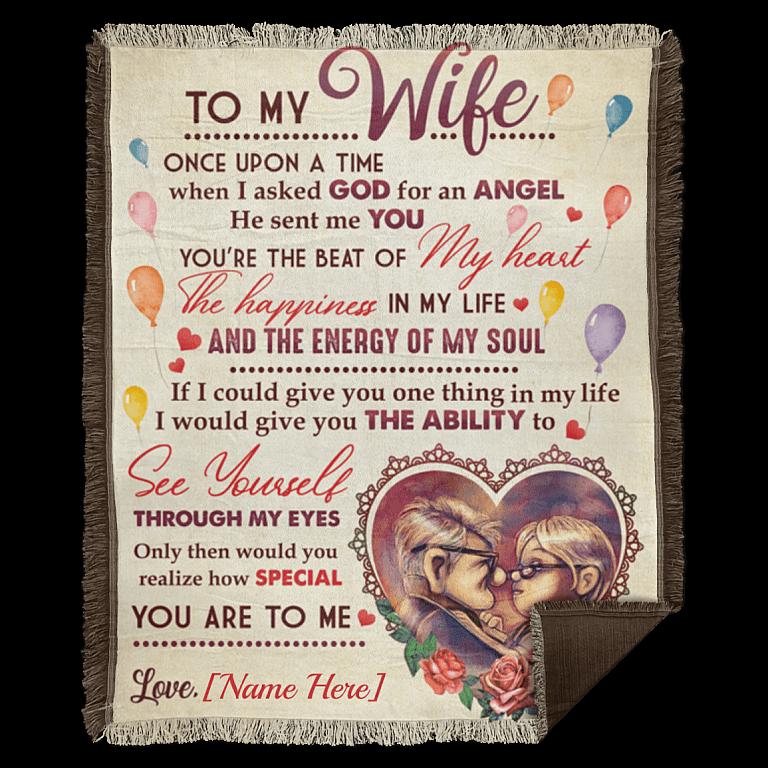 Woven Blanket - 50x60