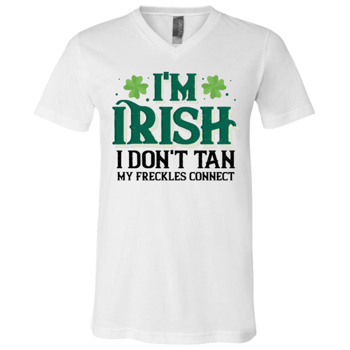 Green Cow Land I Sloth Dont Wanna 3 Ladies T-Shirt Irish Green