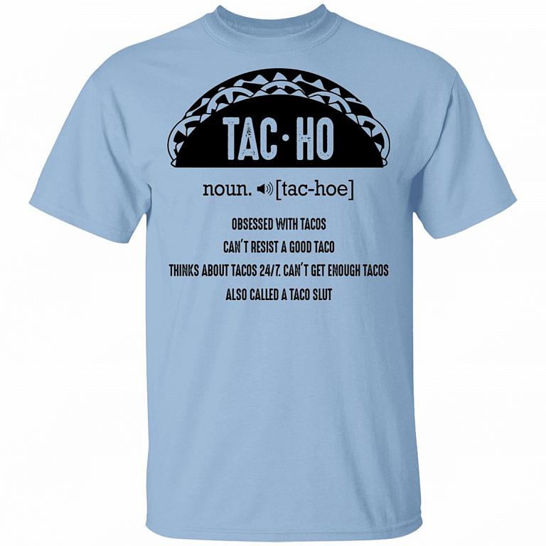 Funny Tacos Shirt | Tacho T-Shirt Masswerks Store