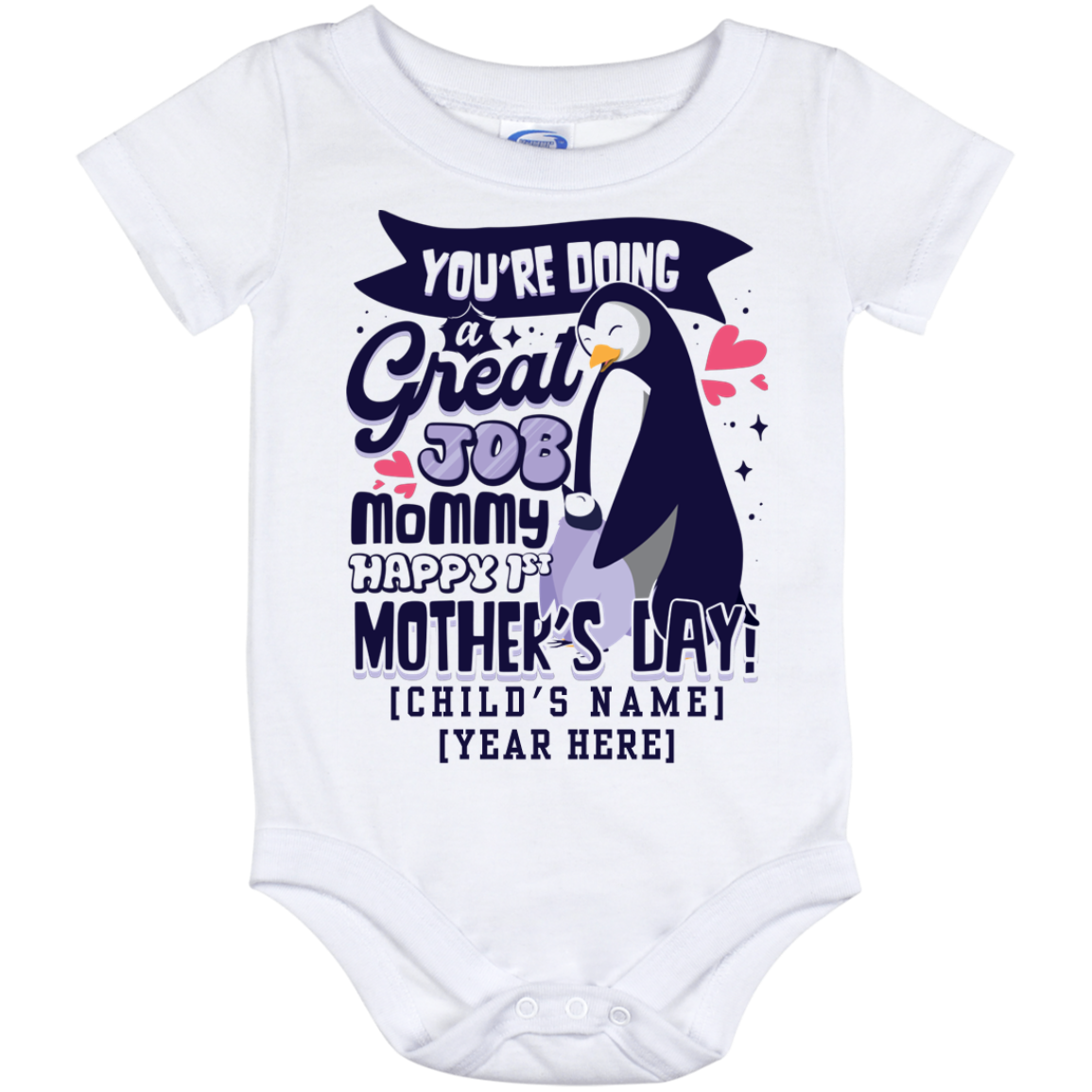 Mothers Day Baby Clothes Happy Mothers Day Grandma Baby Onesies