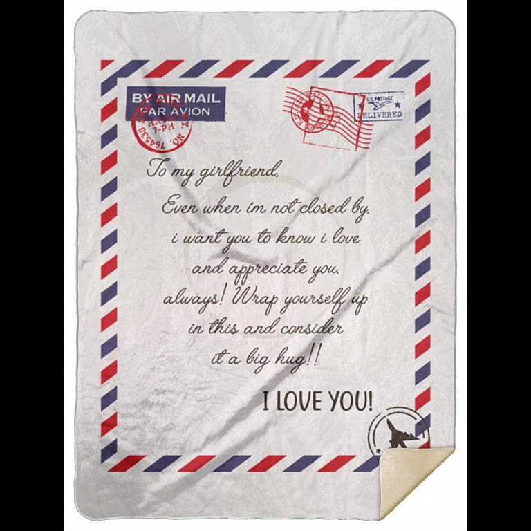 Premium Mink Sherpa Blanket - 60x80