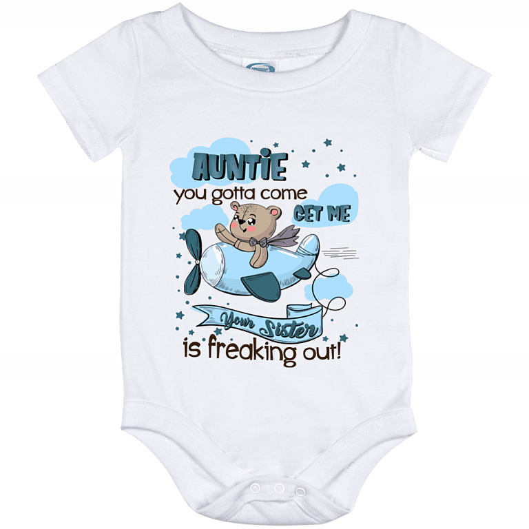 Baby Onesie - 12 Month