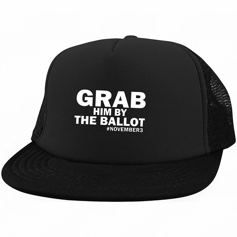 Trucker Snapback Hat